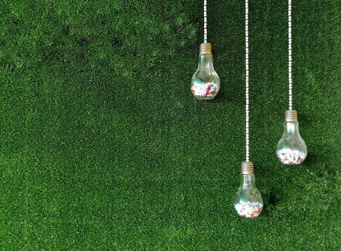 outdoor party ideas artificial grass