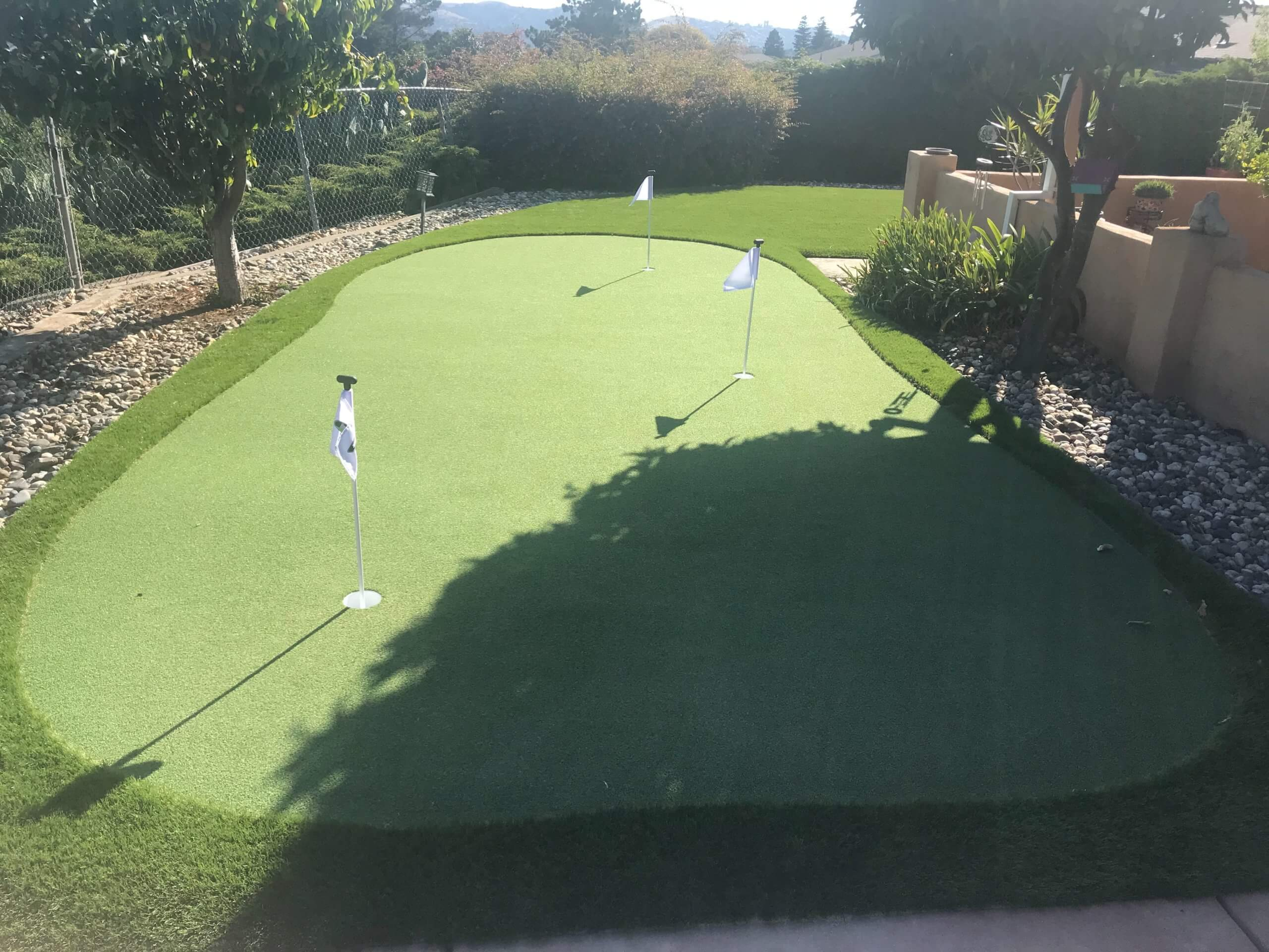 Benefits of an Putting Green Artificial Turf installation ...