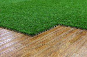 4 Beautiful Edging Options for Synthetic Turf in Denver